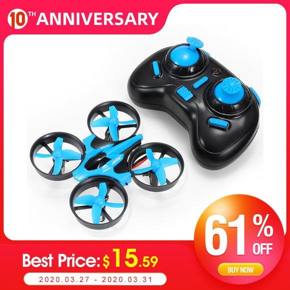 JJRC H36 H36F Mini Drone 2.4G 4CH 6-Axis Speed 3D Flip Headless