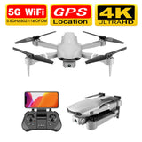Drone 4k F3 GPS 4K 5G WiFi live video FPV quadrotor flight 25 minute RC distance 500m HD wide-angle dual camera