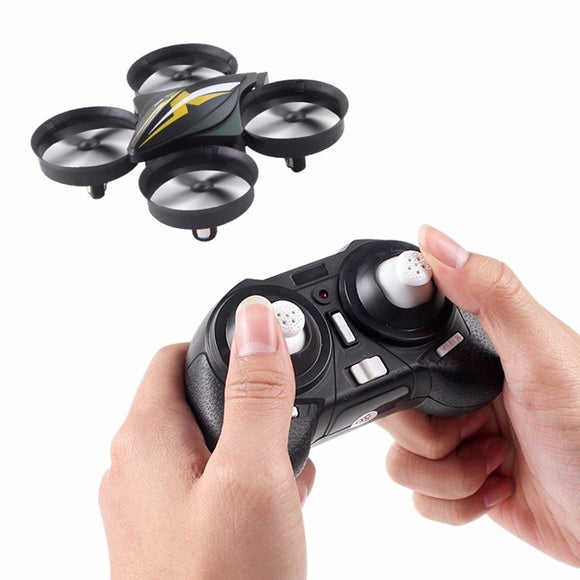 Mini Drone Quadcopter Remote control Quadrocopter RC Helicopter 2.4G 6 Axis Gyro with Headless Mode