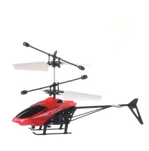 Mini RC Drone Helicopter Infrared Induction 2Aircraft Quadcopter Small Kids Toys