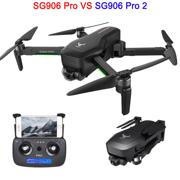 ZLRC SG906 PRO 2 GPS Drone With 3-axis Anti-shake Self-stabilizing Gimbal Wifi FPV 4K Camera Brushless Quadcopter VS F11 PRO