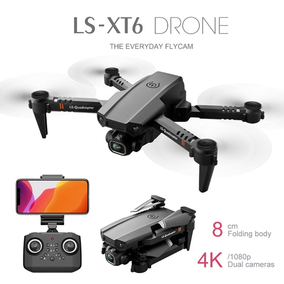 Mini Drone 4K Dron Cameras Quadcopter Toys Fpv Drone With Camera HD Wide Angle Without Camera1080P Wifi Drones Toys For Children