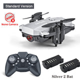 Drone Mini Selfie  Foldable Altitude Hold RC Helicopter Professional Toy