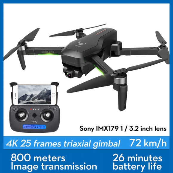 SG906 Pro2 Drone 4k Professional Gps Fpv Dron Quadcopter Drones With Camera HD Wide Angle Professional HD Wifi Dron Gps Toy Gift