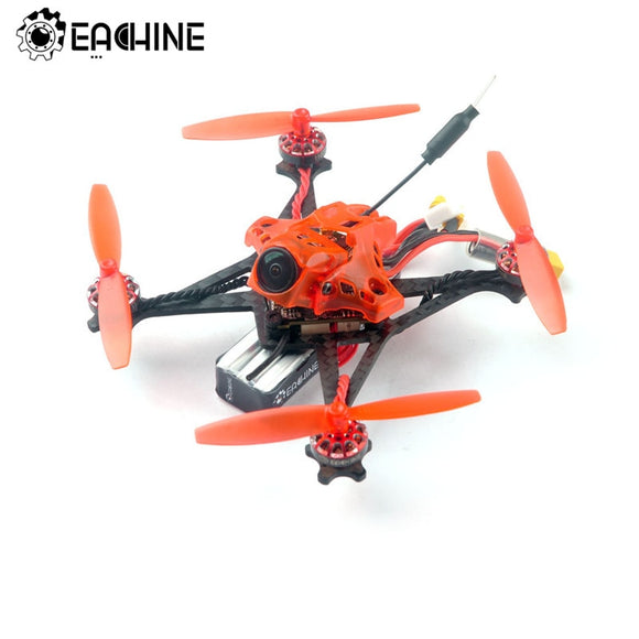 Eachine RedDevil PNP/BNF Crazybee F4 PRO VTX 105mm Racing Drone Whoop RC Helicopters