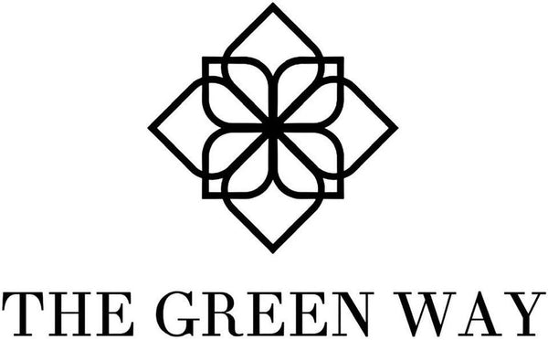 The Green Way Company Logo sustainable eco friendly products for the simple living lifestyle
