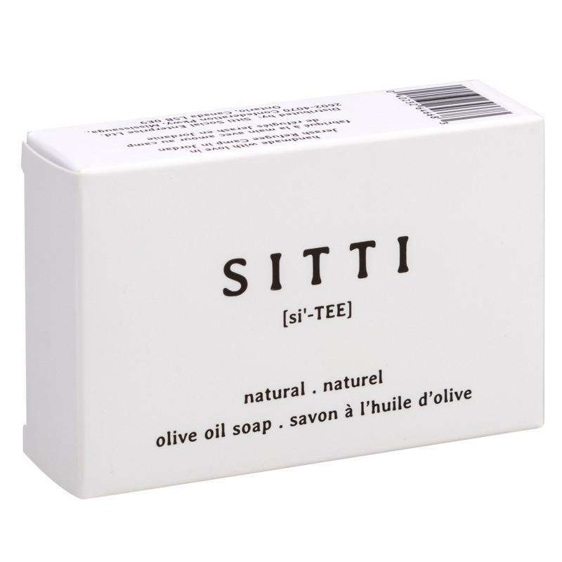 Sitti Soap Olive Oil Bath Soap