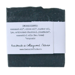 Two Acre Farm Charcoal Tea Tree Soap