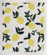 Ten & Co Lemon Sponge Cloth