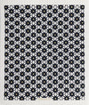 Ten & Co Black Starburst Sponge Cloth