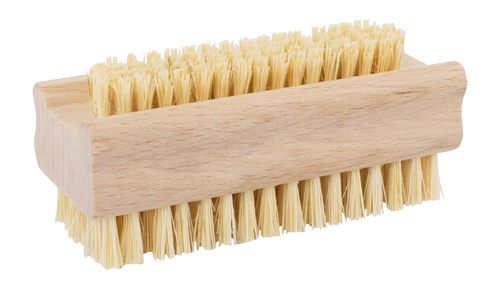 Redecker Nail Brush | Natural Fibre Double Sided