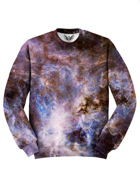 Beautiful Galaxy Sweater Front View