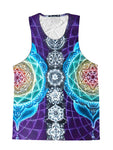 Attuned Artwork Tank Top