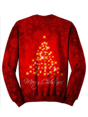 Merry Christmas Red Sweater