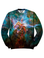 Beautiful Space Sweater Front View