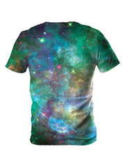Confetti Cloud Unisex Space Tee - GratefullyDyed - 2