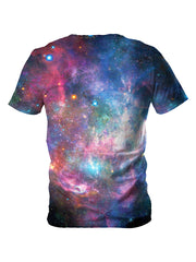Dazzling Dimension Unisex Space Tee - GratefullyDyed - 2