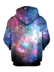 Dazzling Dimensions Pullover Hoodie - GratefullyDyed - 2