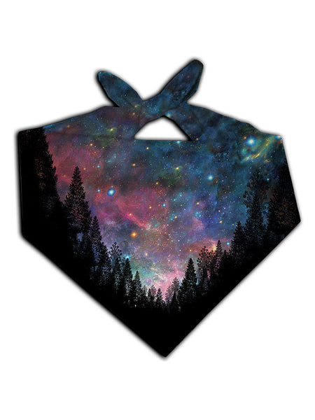 Galactic Valley Printed Bandana - GratefullyDyed - 1