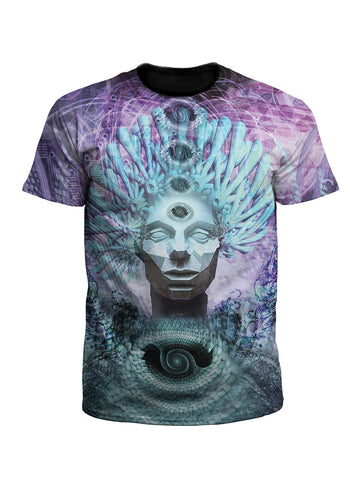 Chieftain Unisex Art Tee