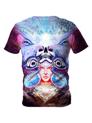 Repressed Illumination Art Tee - GratefullyDyed - 2