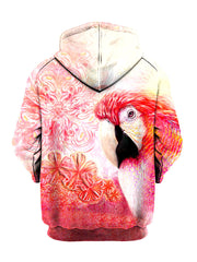 Petey's Paradise Pullover Art Hoodie - GratefullyDyed - 2