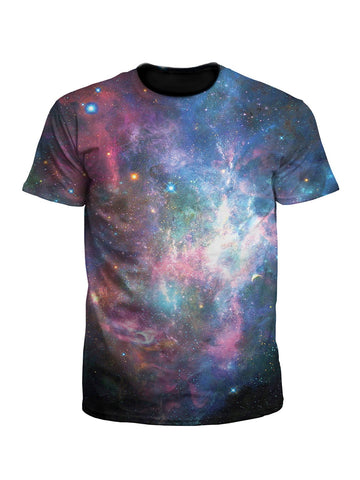 Dazzling Dimension Unisex Space Tee
