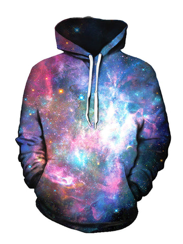 Dazzling Dimensions Pullover Hoodie - GratefullyDyed - 1