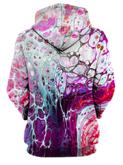 trippy marble painting hoodie print - gratefully dyed apparel