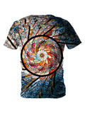 Stained Glass Unisex Tee - GratefullyDyed - 2