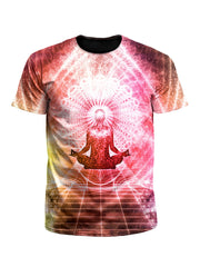 Enlightened Visionary Art Unisex T-Shirt