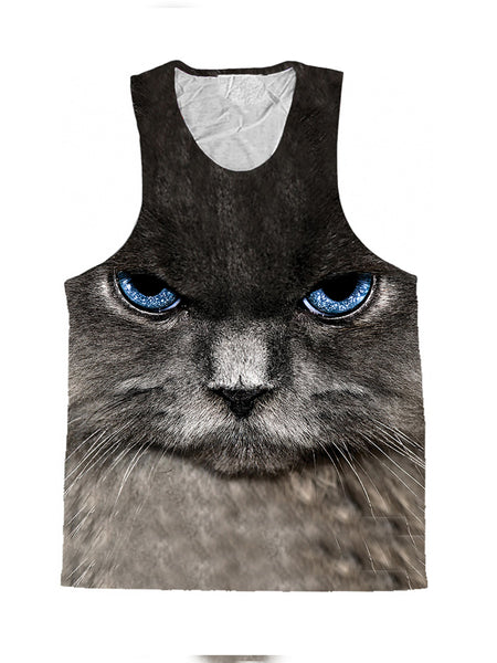 Eye of the Kitty Tank Top