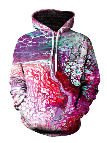 Original painting artwork hoodie print