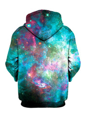 Galactic Transmission Pullover Hoodie - GratefullyDyed - 2