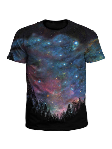 Galactic Valley Space Tee