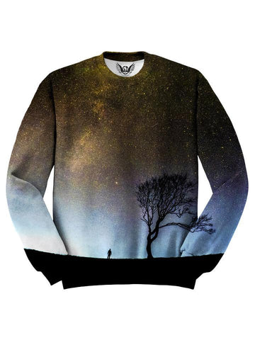 Galaxy On Earth Sweater Front View