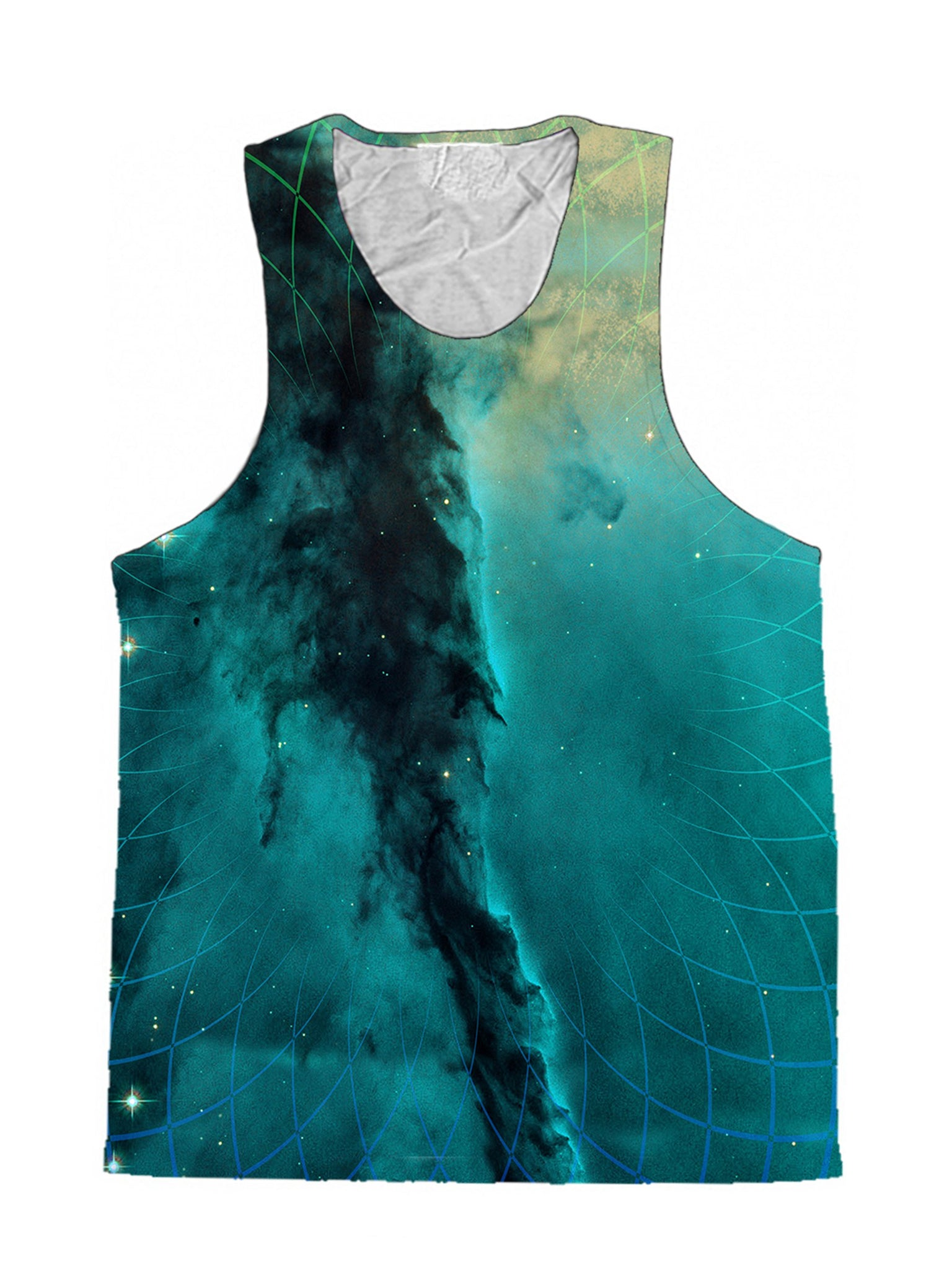 Geometric Cloud Cluster Premium Tank Top