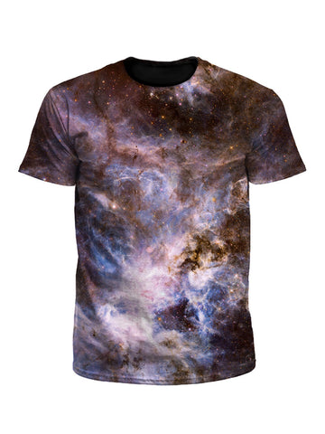 Interstellar Connection Galaxy Unisex T-Shirt