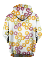 fruit loops - food hoodies