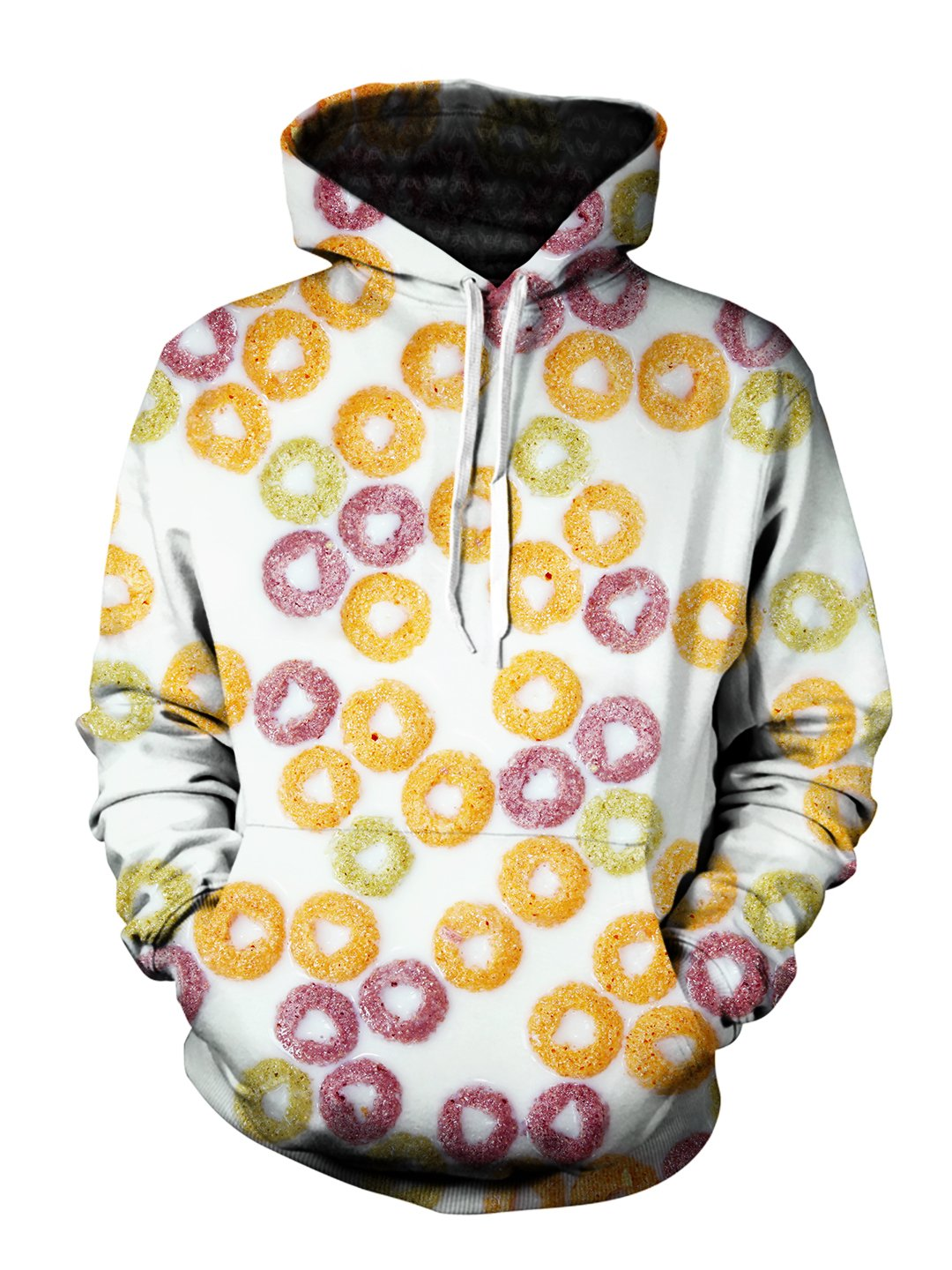 fruit loops sublimation hoodie print