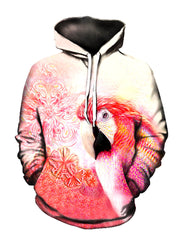 Petey's Paradise Pullover Art Hoodie - GratefullyDyed - 1