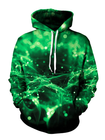 cool gratefullydyed green spirit print - festival fashion