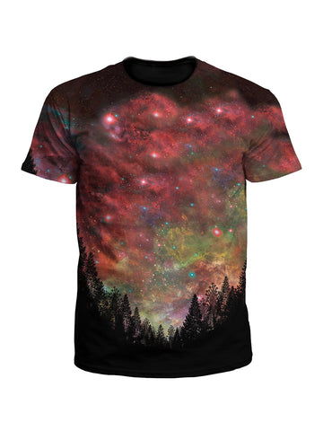 Rasta Woods Space Tee