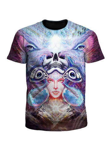 Repressed Illumination Art Tee