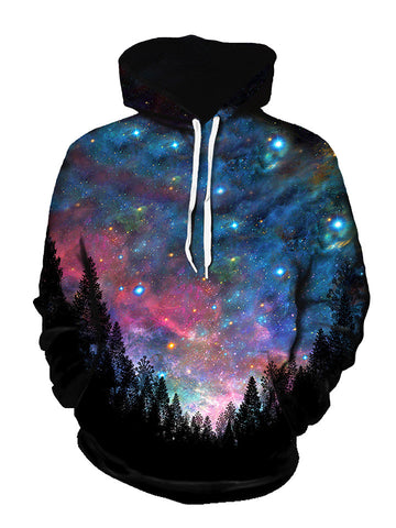 Galactic Valley Pullover Hoodie - GratefullyDyed - 1