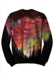 Woods In Space Sweater