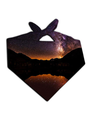 Starlit Valley Printed Bandana
