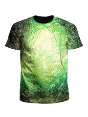 Special Place Enchanted Spring Forest Unisex T-Shirt