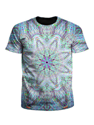 Spunion Electric Rainbow Mandala Unisex T-Shirt