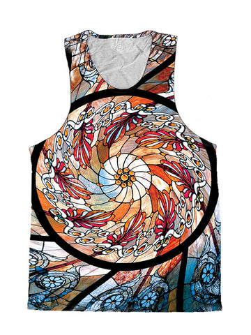 Stained Glass Premium Tank Top